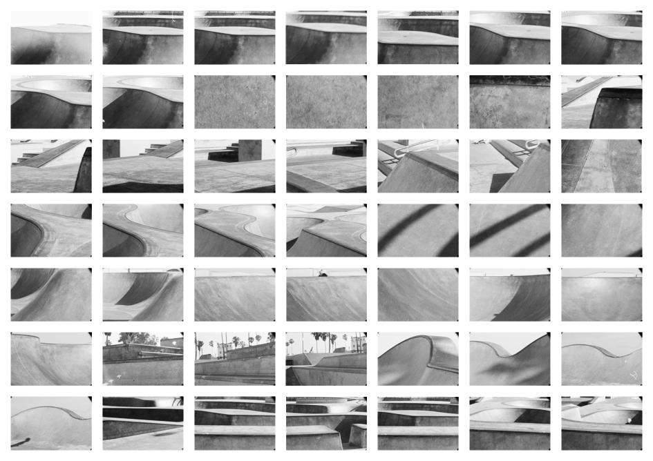 Venice Beach Super 8 Stills