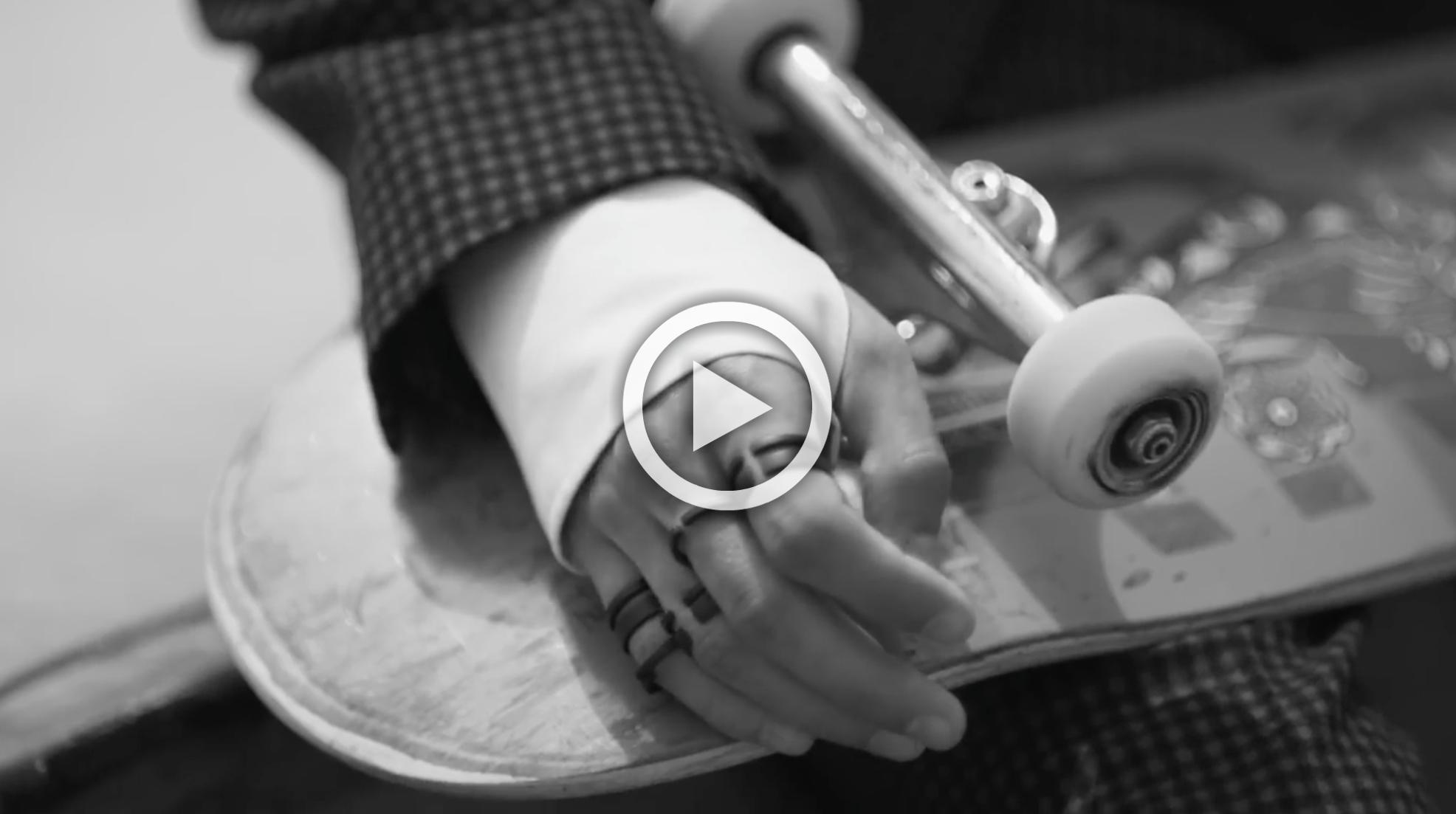 Research | Skateboarding Fashion Films